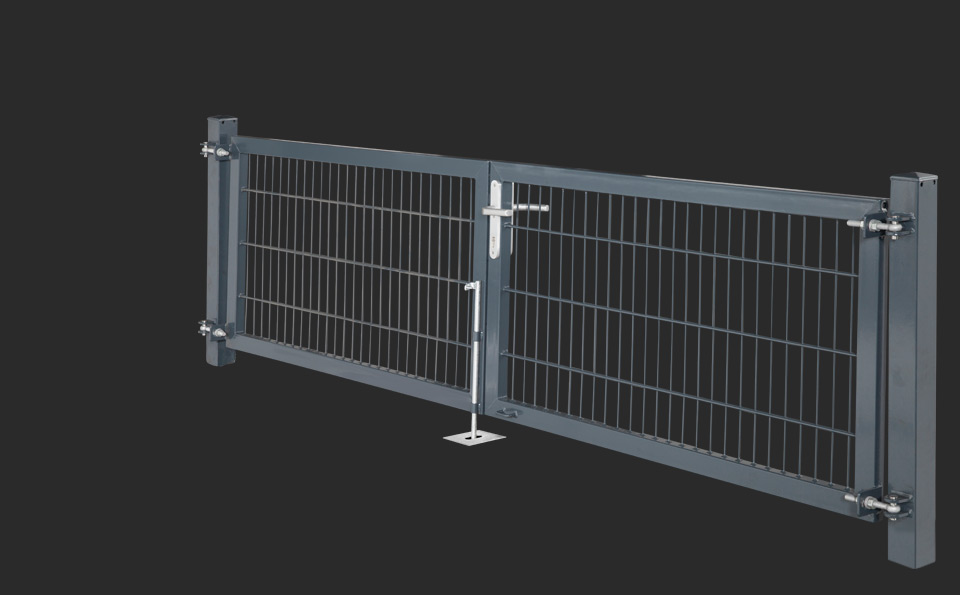 Swing gate systems